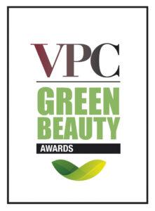 logotipo VPC Green Beauty Awards